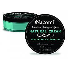 Крем натуральный для мужчин Nacomi Natural Cream 100 мл (5902539701012)