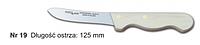 Нож № 19 для убоя 125мм