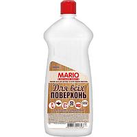 Средство для мытья пола MARIO Для всех поверхностей 1л