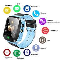 Детские смарт-часы с GPS 3 blue