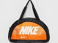 Сумка текстильная спорт NIKE оранж, фото 1