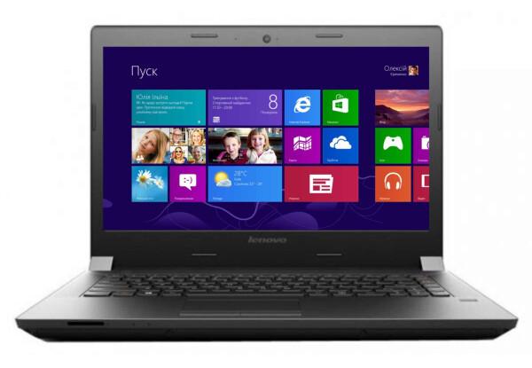 Ноутбук Lenovo IdeaPad B50-70-Intel Core-i5-4210U-1.7GHz-4Gb-DDR3-320Gb-HDD-DVD-R-W15,6-Web-(С)- Б/У