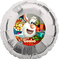 Наклейка на шарик Буба 140 мм