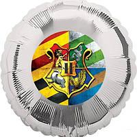 Наклейка на шарик Гарри Поттер 140 мм