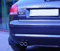 Выхлопная система Глушитель Audi A3 8P