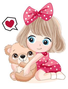 Картина по номерам Любимый мишка BrushMe 30 x 40 см (MEX7113)