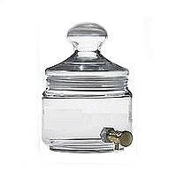 Reni Refan амфора для наливной парфюмерии с краником 500 мл