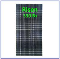 Солнечная панель 330Вт RSM120-330М 9ВB Mono PERC Нalf Сell Risen, фото 1