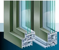 """Окна металлопластиковые - система Kommerling 88plus от производителя """"Стимекс"""""""