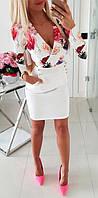 "Платье ""Arabella"" white"