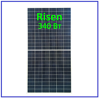 Солнечная панель 340Вт RSM144-6-340P 5ВB Нalf Сell Risen, фото 1