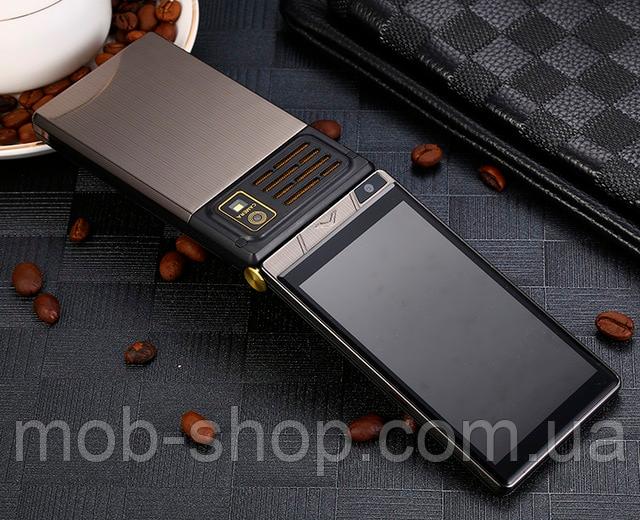 Мобільний телефон Tkexun RS-1 black