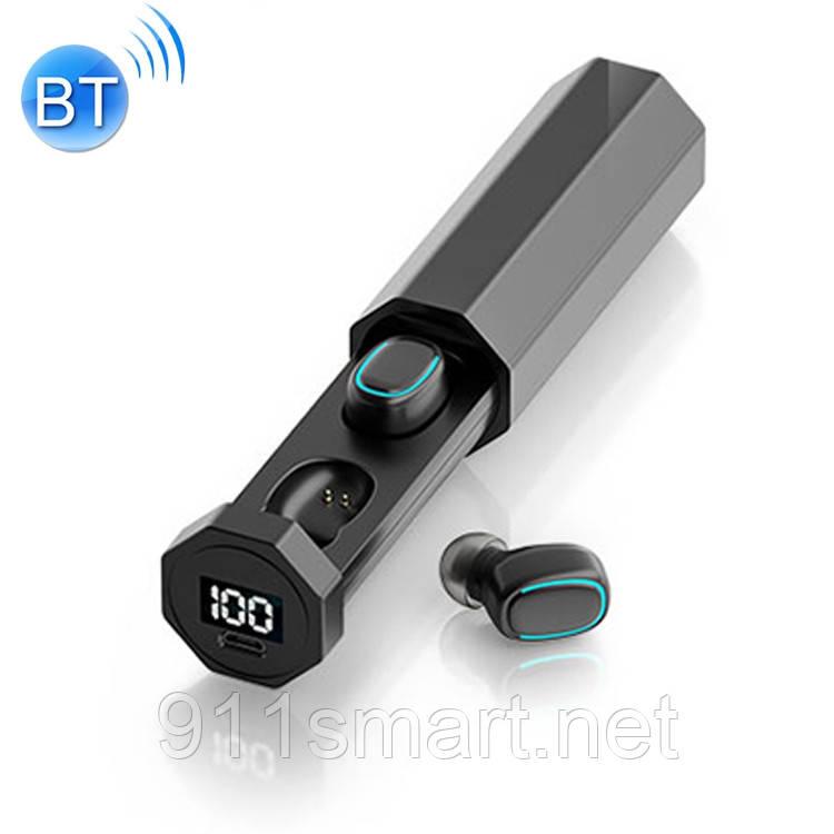 Наушники блютуз С1 Bluetooth 5.1  Stereo Smart Touch Apple, Samsung, Xiaomi