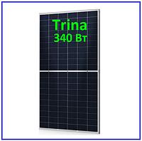 Солнечная панель 340Вт TSМ-PE15H 340P 9ВB Нalf Сell Trina Solar, фото 1