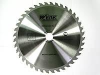 Диск пильный по дереву 300х32 мм 40 зубов Werk