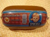 """Молоко вареное """"Ириска"""" 5% ГОСТ ПМКК туб 3 кг"""