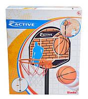 Игровой набор Баскетбол с корзиной Simba 7407609