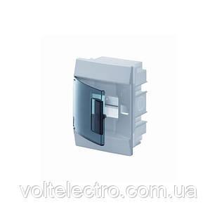 Распределительный щиток внутренний с прозрачной дверцей 4 мод. ABB Mistral41