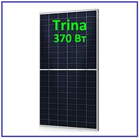 Солнечная панель 370Вт TSM - DE08М - 370М 9ВB 120 Нalf Сell Trina Solar, фото 1