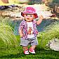 Одежда и обувь для куклы Кемпинг Zapf Creation 823767, фото 4