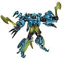 """Робот трансформер динозавр """"Велоцираптор"""", фото 4"""