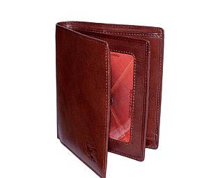 Портмоне кожаное Monterosso 4088 moro коричневый, фото 2