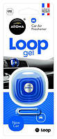 "Освеж.гель на обдув  9gr - ""Aroma"" - Loop - New Car (Новая Машина) (14шт/уп)"