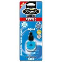 "Освеж.запаска  8ml - ""Aroma"" - Supreme Refill - Aqua (Аква) (24шт/уп)"