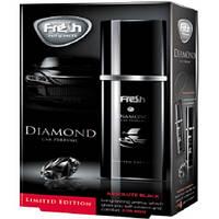 "Освеж.спрей 45ml - ""Fresh Way"" - Diamond - Absolute Black (Блэк)"