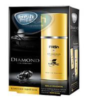 "Освеж.спрей 45ml - ""Fresh Way"" - Diamond - Gold Passion (Золото)"