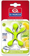 """Освежитель - """"Marcus"""" - Lucky Top - Green Citrus (Цитрус) (16шт./уп.)"""