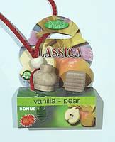 """Освеж.жидк.бочка с запаской 2x5ml - """"OSCAR"""" - Classica - Vanilla-Pear (Ваниль-Груша) (24шт/уп)"""