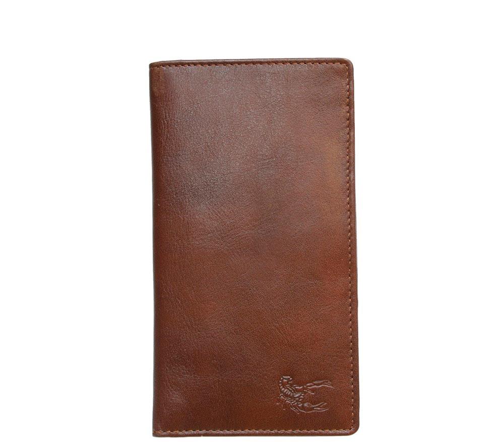 Портмоне кожаное Monterosso 4099 moro коричневый