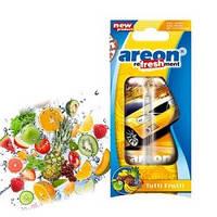 "Освеж.жидк 8,5ml - ""Areon"" - Fresh(машинки) - Тutti-Frutti (Тутти-Фрутти) (24шт/уп)"