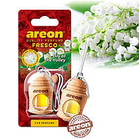 "Освеж.жидк.бочка 4ml - ""Areon"" - Fresco - Lily of the Valley (Ландыш) (12шт/уп)"