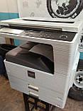 Sharp ar-5726 копировальный аппарат, копир,принтер А3, А4, , МФУ, USB, фото 4