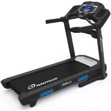 Бігова доріжка електрична Nautilus Treadmill T626 чорна