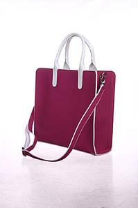 Женская сумка Valenta Розовая (ВЕ-6149)