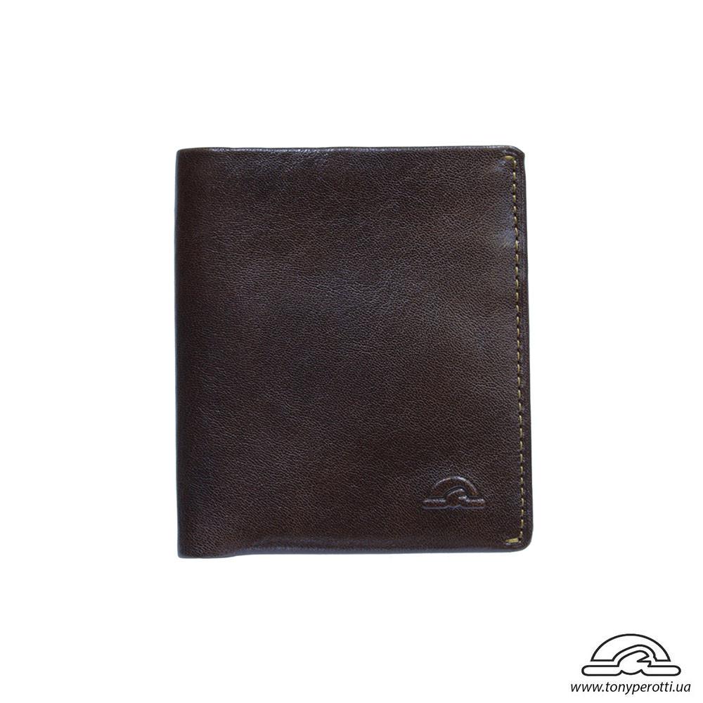 Портмоне кожаное Nevada 3504 moro коричневый