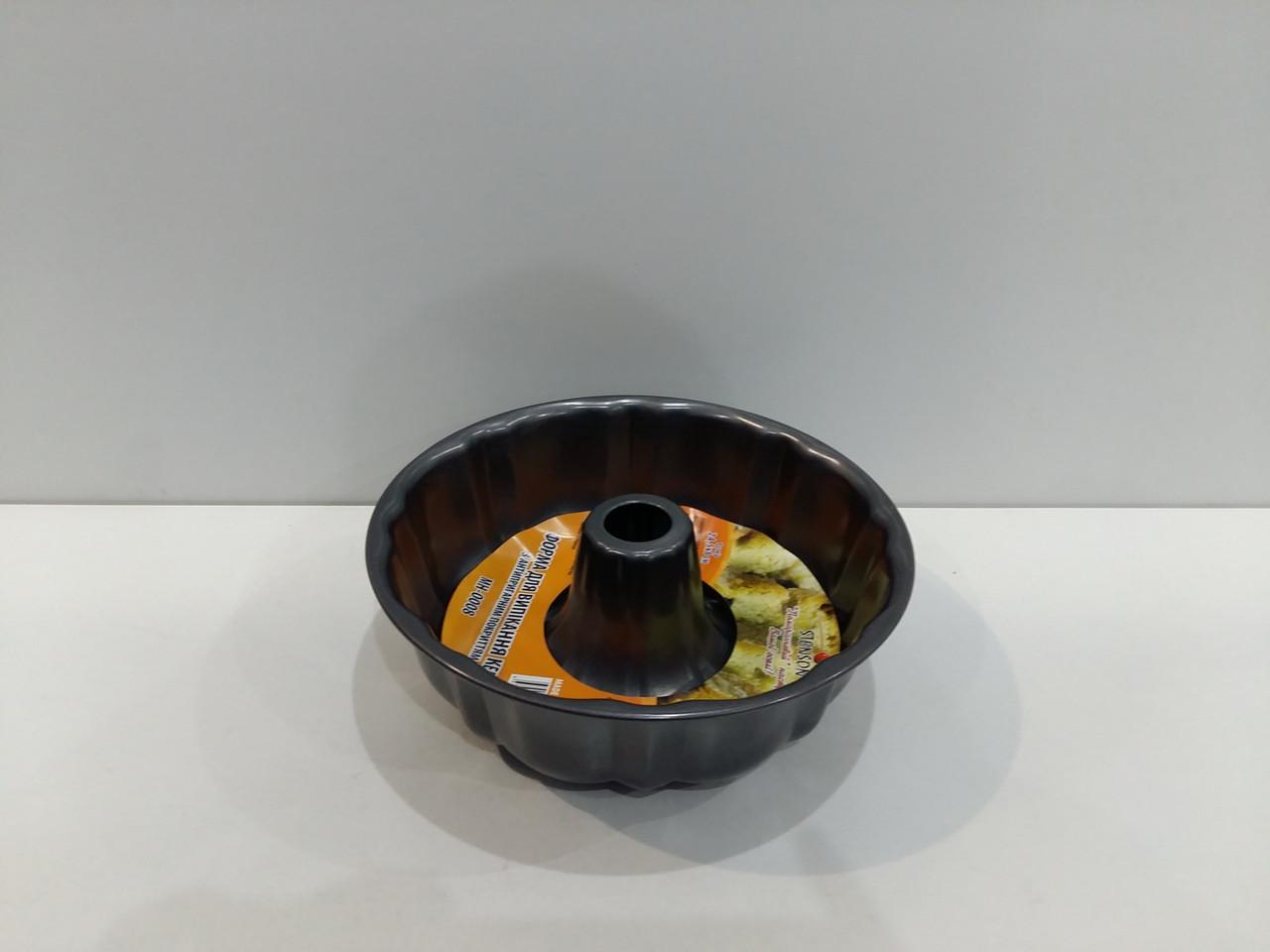 Форма для кекса d24*7,5см Stenson МН-0008