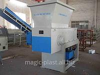 ОДНОВАЛЬНЫЙ ШРЕДЕР DSHZ42/600 (для дробления пластмассы)