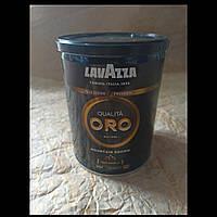 Молотый кофе LavAzza oro жестяной банке 250 грамм