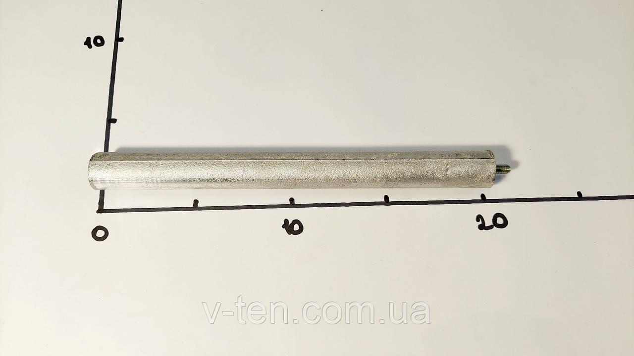 Анод магниевый  Ø19 / 200 м5 / 10 Kawai