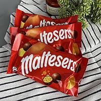 Воздушные шарики в молочном шоколаде Maltesers Мальтизерс 37 г