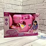"""Швейная машинка """"Уютный Дом"""" Play Smart, звук, свет, в коробке 0926, фото 2"""