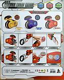 Волчок Запускалка Мстители Avengers 3 вида 918-3, фото 3