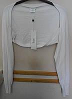 Болеро - рукавчики біле Solar, фото 1