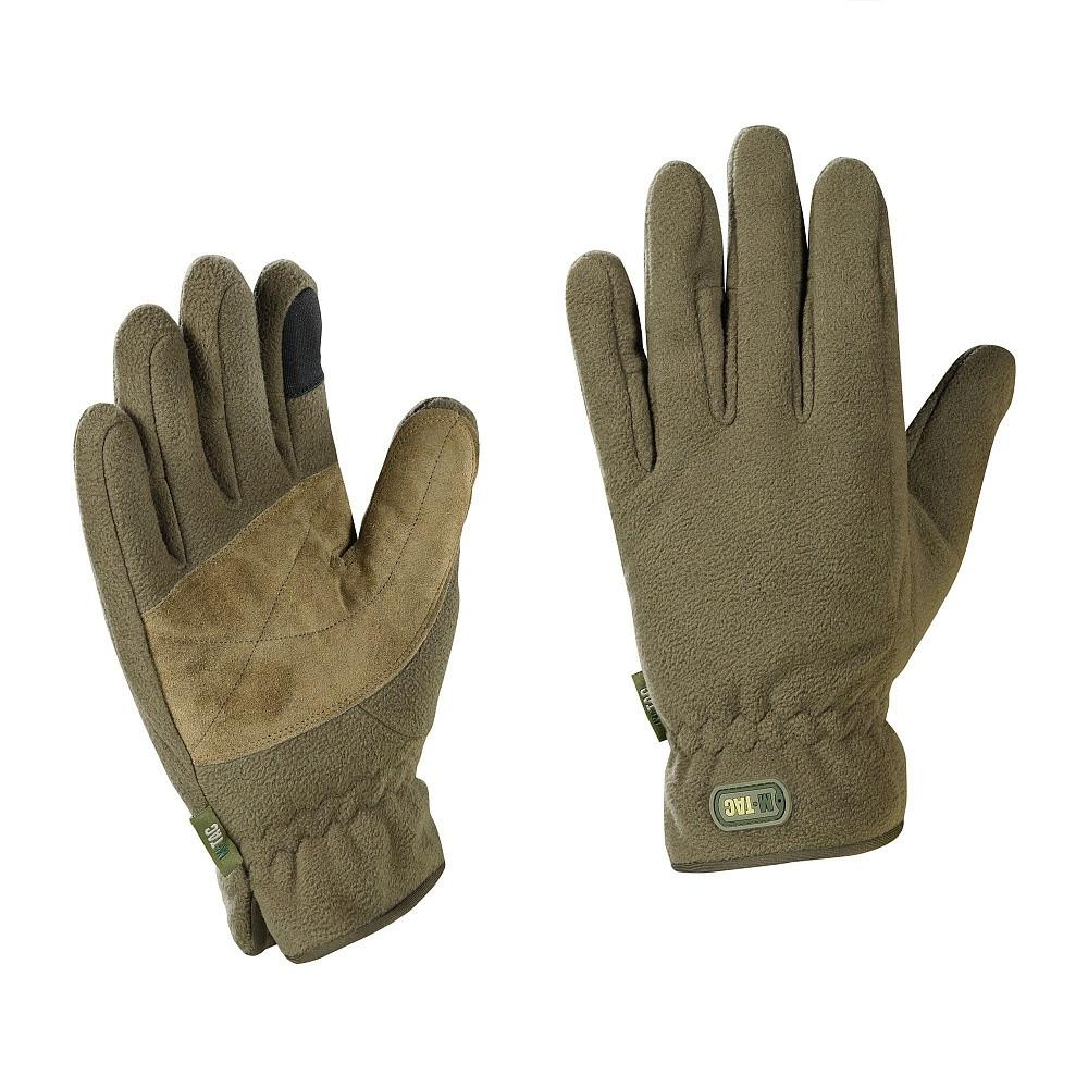 M-Tac перчатки Winter Windblock 295 Dark Olive