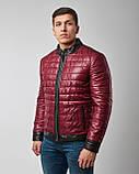 Куртка кожаная мужская двухсторонняя Maddox. Турция, фото 5