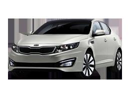 Захист двигуна і КПП для Kia (Киа) Optima III 2015-2020